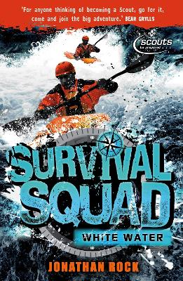 Survival Squad: Whitewater: Book 4