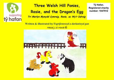 Three Welsh Hill Ponies, Rosie and the Dragons Egg