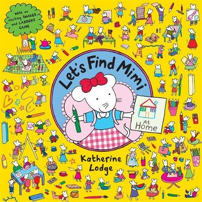 Let's Find Mimi: At Home