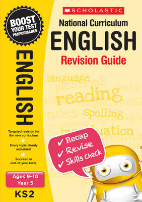 English Revision Guide - Year 5