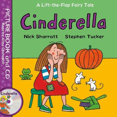 Cinderella: Book and CD Pack