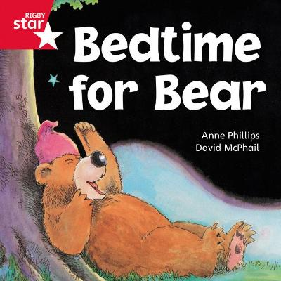 Rigby Star Independent Red Reader 9: Bedtime for Bear
