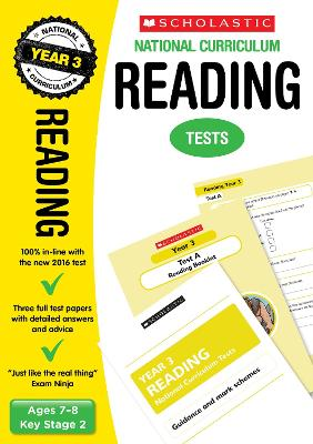Reading Test - Year 3