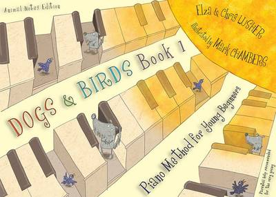 Dogs and Birds: Book 1 (Animal Notes Edition)
