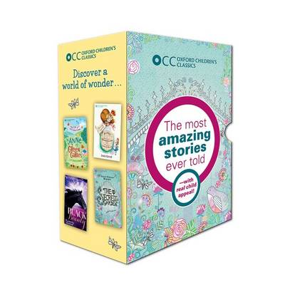 Oxford Children's Classics: World of Wonder box set