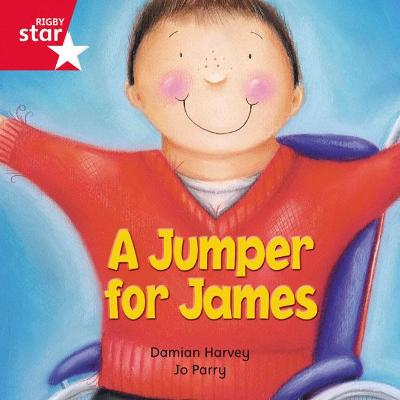 Rigby Star Independent Red Reader 15: A Jumper for James