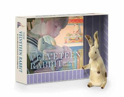 The Velveteen Rabbit Plush Gift Set