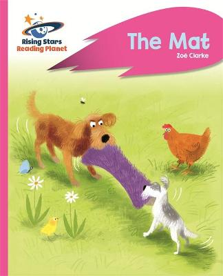 Reading Planet - The Mat - Pink A: Rocket Phonics