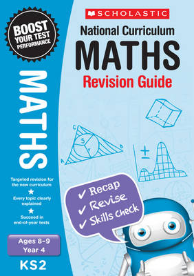 Maths Revision Guide - Year 4