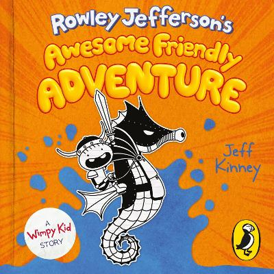 Rowley Jefferson's Awesome Friendly Adventure