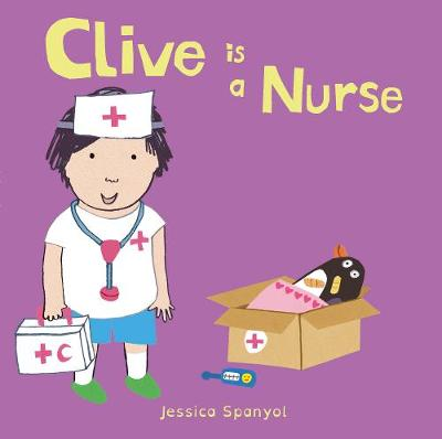 Clive is a Nurse