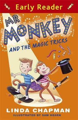 Early Reader: Mr Monkey and the Magic Tricks