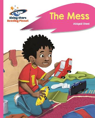 Reading Planet - The Mess - Pink B: Rocket Phonics
