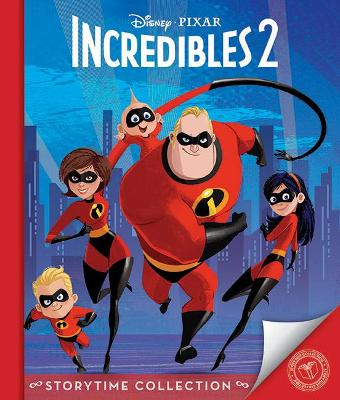 DBW: INCREDIBLES 2: