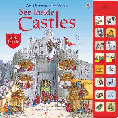 See Inside Castles with Sound Panel