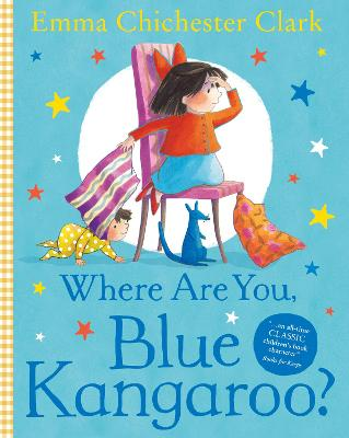 Where Are You, Blue Kangaroo?