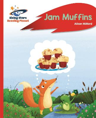 Reading Planet - Jam Muffins - Red A: Rocket Phonics
