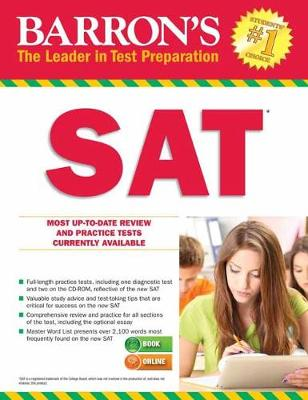 Barron's SAT: 29th Revised edition