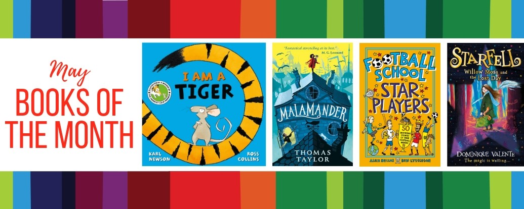 Best Children's Books May 2019