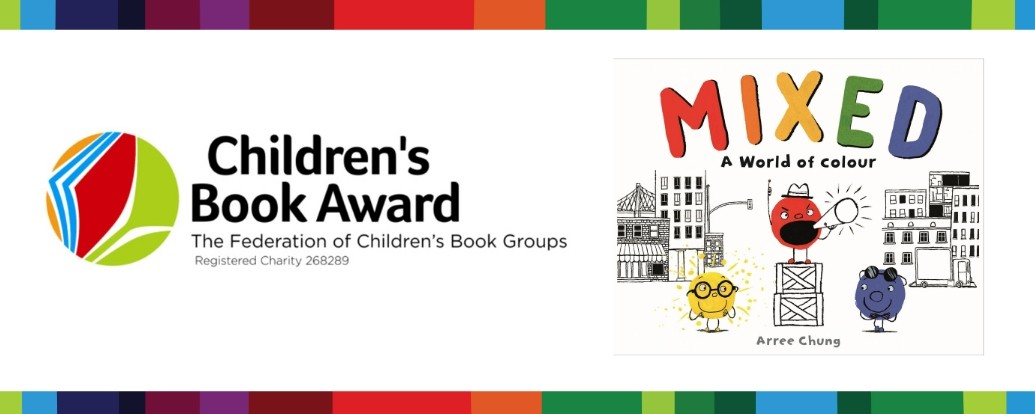 FCBG Children's Book Award Mixed by Arree Chung