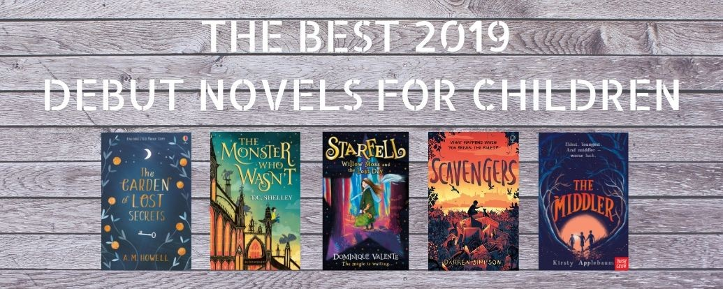 Best Debut Novels for Children