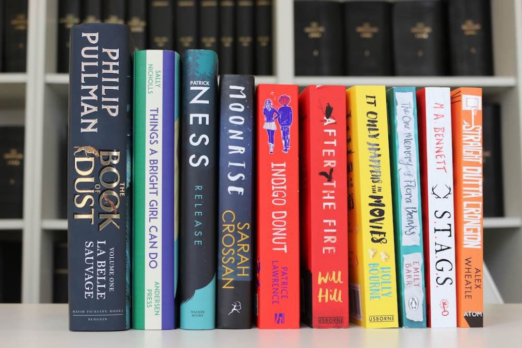 Check out the 2018 Shortlist for the YA Book Prize | Toppsta
