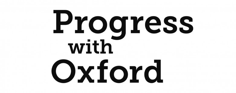 Progress with Oxford logo