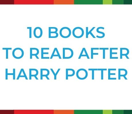 10 books like Harry Potter