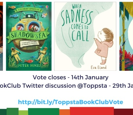 Vote for the #ToppstaBookClub title