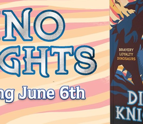 Dino Knights Cover Reveal