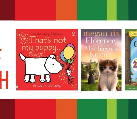 Top Children's Books for January 2019
